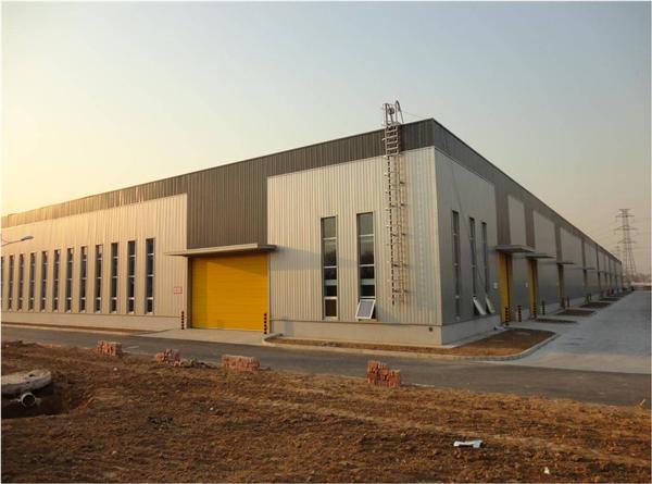 钢结构厂房(大型生产车间)