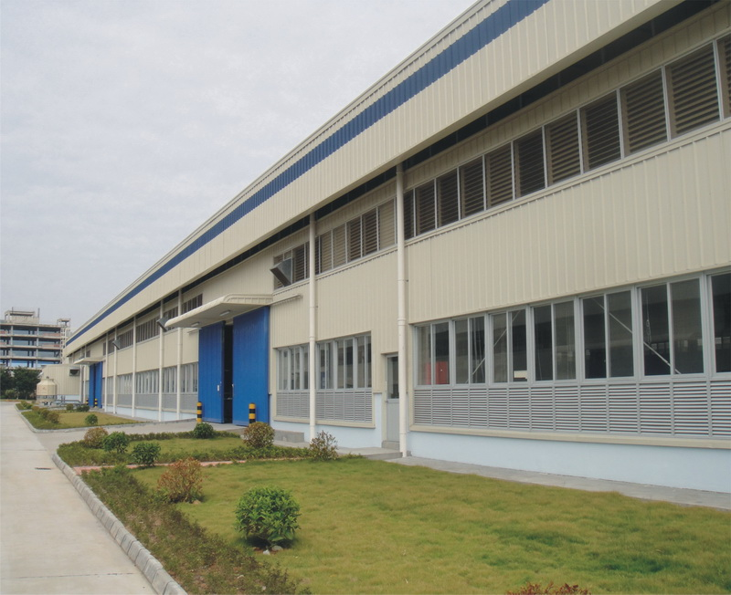 上海某饲料公司钢结构厂房放保温棉施工图